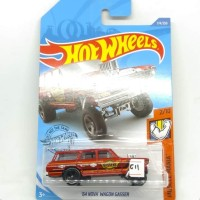 Hot wheels 64 CHEVY NOVA WAGON GASSER (2020)