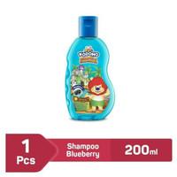 Kodomo Shampoo Gel Orange 200ml Sampo Sabun Anak