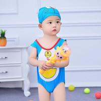 Baju Renang Anak Doraemon / Setelan Baju Renang+Topi