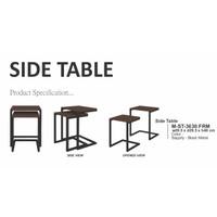 1 SET (2 pcs) nakas meja sudut side table coffee table Expo