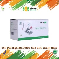 Obat Pelangsing herbal alami tanpa efek samping detox anti asam urat