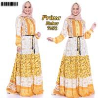 Prima Maxi Dress Terbaru Gamis Bangkok Gamis Ethnic Gamis Katun Busui