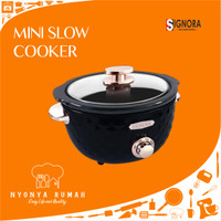 MINI SLOW COOKER SIGNORA