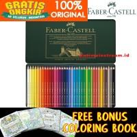 Pensil Warna Faber Castell Polychromos Color Pencils Set 36 Tin