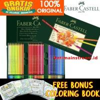 BEST SELLER Pensil Warna Faber Castell Polychromos Set 60 Tin
