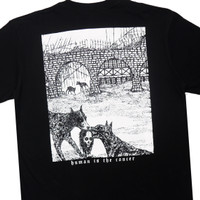 LAWLESS - CANCER TSHIRT - BLACK