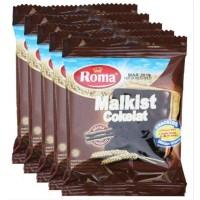 ROMA Malkist Coklat Biskuit Renceng [10sct x 27gr]