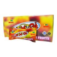 BOX Momogi Tutti Frutti Makanan Ringan Rasa Tutti Frutti - 20pcs x 6gr