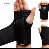 wrist support / deker CTS / pelindung pergelangan tangan