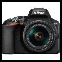 Nikon D3500 Kit 18-55Mm Vr Kamera Dslr - Original