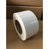 """Label Sticker Barcode 33x15mm Semicoated (2 Lines isi 10000Pcs)Core 3"""""""