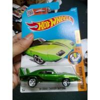Hot wheels 69 DODGE Charger Daytona Super TH$ treasure hunt ban karet