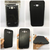 Case Kondom HP Slim Black Matte Samsung Galaxy J7 Soft