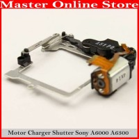 Motor Charge Shutter for Kamera Camera Sony Alpha A6000 A6300 ILC
