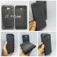 Case Kondom HP Slim Fit Samsung Galaxy J7 Prime Soft Fiber
