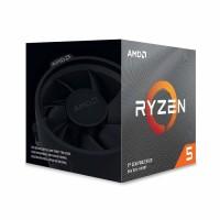 AMD Matisse Ryzen 5 3500X with Wraith Stealth Cooler AM4
