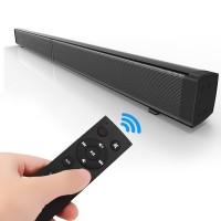 Lp09 Speaker Sound Bar Bluetooth Subwoofer Home TV Echo Dinding