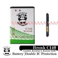 Baterai Rakkipanda For Samsung Caramel E1272 Bronk C140 AB463446B