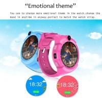 Smart Watch Anak Dengan Camera GPS Location Touch Screen Tracker