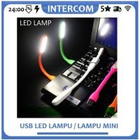 USB Reading Lamp / Lampu Baca LED Colok Powerbank
