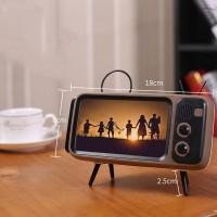 Retro TV TV Bluetooth Speaker Outside Outdoor Creative Mobile Phone