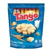 Tango Wafer Vanila Pouch Biskuit Wafer 115gr