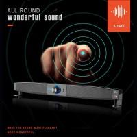 Computer Speaker TV HIFi Stereo Sound Bar E107