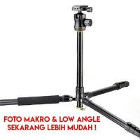 Hot Sale.. Attanta Tvt-224Mt Traveller Tripod With Ballhead And F