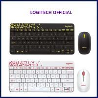 Logitech Wireless Mouse Keyboard MK240 Combo MK 240 Nano Receiver