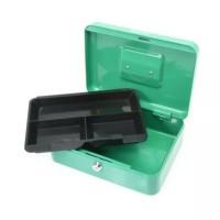 KRISBOW CASH BOX 10INCH - HIJAU