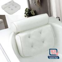 Sandaran Kepala Bathtub Aksesoris Kamar Mandi Spa Pillow Cushion