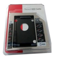 Harddisk Caddy 9.5Mm SSD Sata For Laptop ATAU Notebook 9.5 Mm HDD