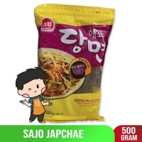 SAJO SOUN KOREA / KOREAN VERMICELLI / SAJO JAPCHAE 500 GR