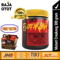Mutant Creakong 300 gram 75 Serving Mutant Creatine Powder 300gr BPOM