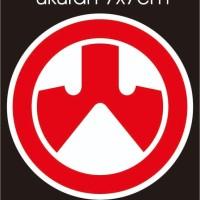 Cutting sticker motor logo magpul 2 uk.7x7