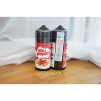 Holi Granola 3mg 100ml Liquid Vape Milky Cereal Oats Oat Berry