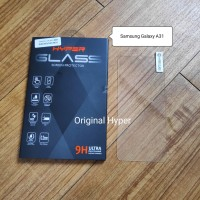 Samsung Galaxy A31 2020 Hyper Tempered Glass Anti gores kaca