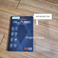 Oppo Realme 2 Pro Hyper Tempered Glass Anti gores kaca