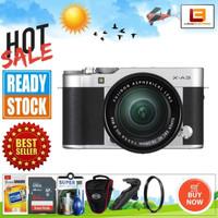 Fujifilm / Fuji X-A3 / XA3 Kit 16-50mm Kamera Mirrorless