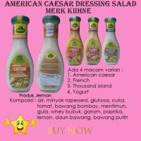 AMERICAN CAESAR DRESSING SALAD MERK KIIHNE