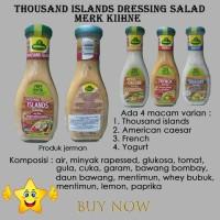 THOUSAND ISLANDS DRESSING SALAD MERK KIIHNE