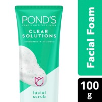 Ponds Clear Solutions Facial Foam 100G