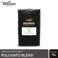 WORCAS Kopi Pologato Espresso Blend 1 Kg
