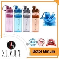 Botol Minum Sport 610ML Tempat Air Minum Bottle 610ml