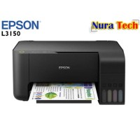 Epson EcoTank L3150 L 3150 Wi-Fi All-in-One Ink (Print,Scan,Copy,Wifi)