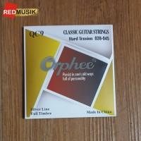 Senar Gitar Orphee QC9 Classic Nylon String