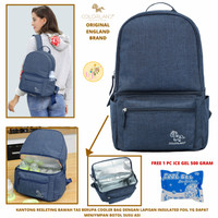 Colorland Andy Diaper Backpack with Cooler Bag UK Brand Original