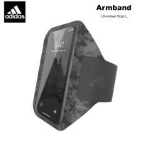 Adidas Sport Armband Universal Size L - Camo Black