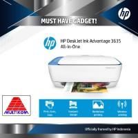 PRINTER HP DESKJET IA 3635 ALL IN ONE (PRINT,SCAN,COPY,WIRELESS)