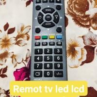 remot tv led lcd panasonic